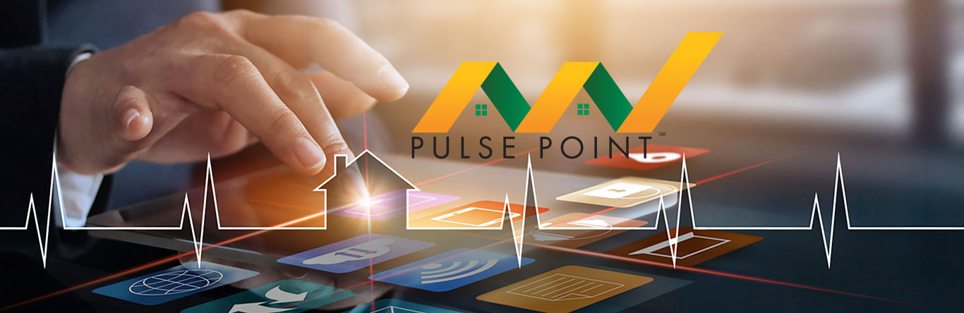 opening pulse point app on tablet