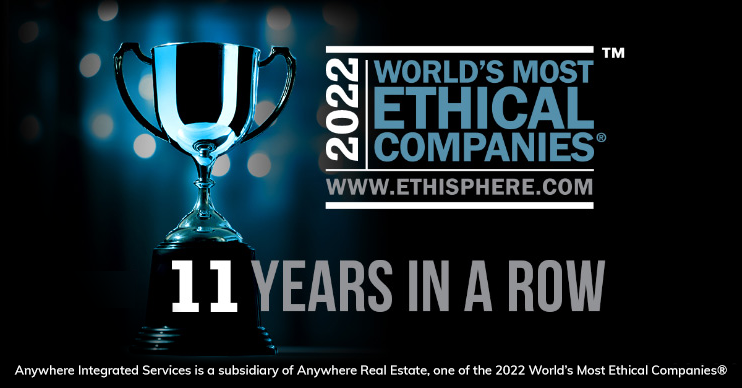World's Most Ethical Companies 8 years in a row